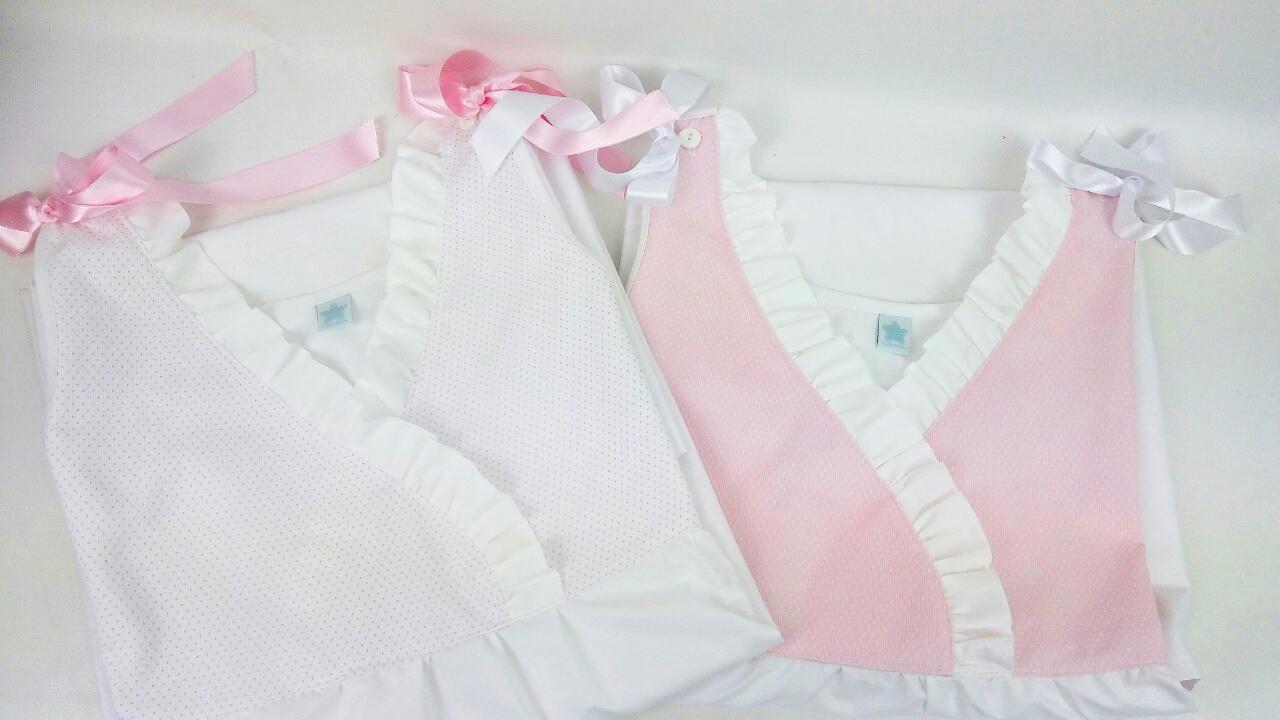 camisón lactancia personalizado