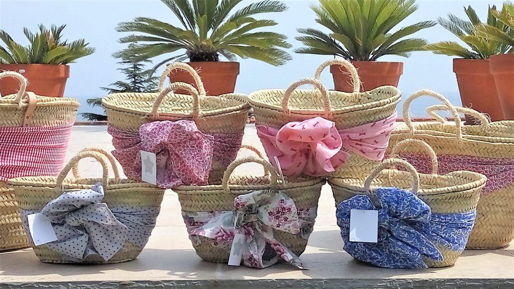 Interpretación Una efectiva recomendar  Capazo cesto playa personalizado - Diseño exclusivo coto blanc
