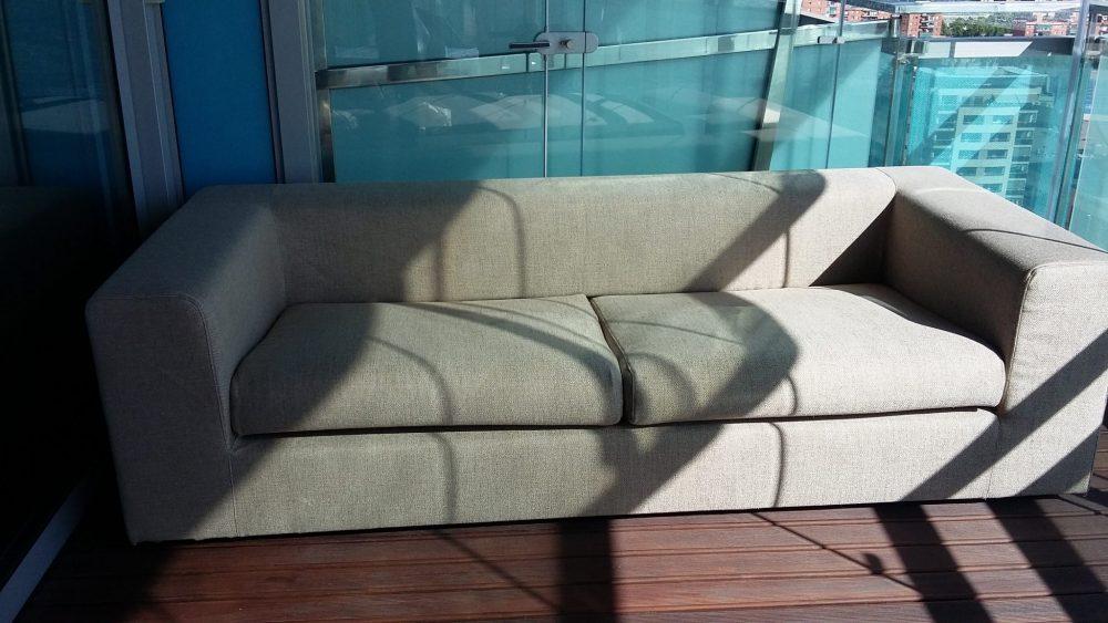 Tapizado de sofá y sillones