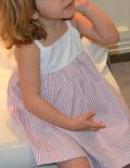 Vestido niña de tirantes